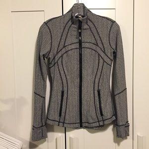Lululemon Brushed Define Jacket